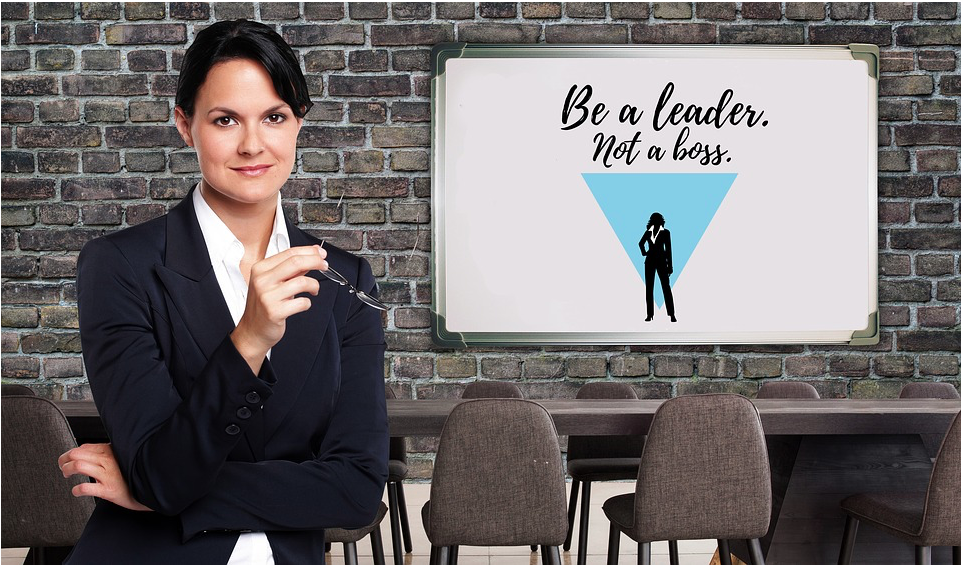 Be a leader not a boss | Show Up Strong